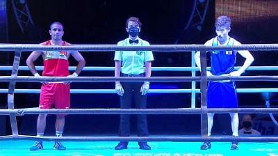 एशियाई मुक्केबाजी चैंपियनशिप : आशीष और नरेंद्र क्वार्टर फाइनल में हारे