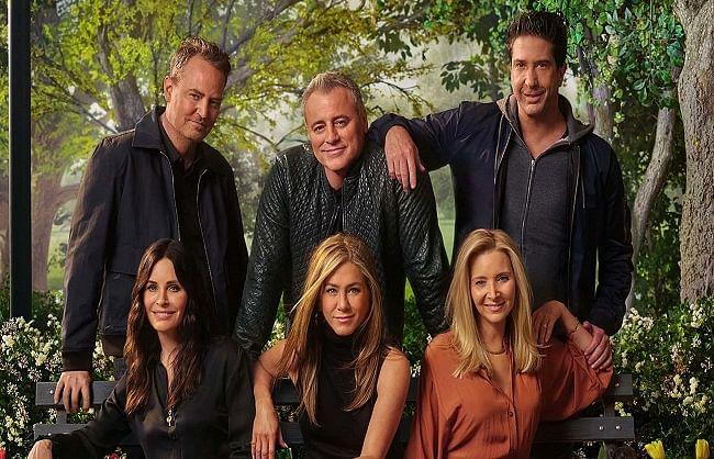 दर्शकों के लिए खुशखबरी, 27 मई से एचबीओ मैक्स पर आ रही है  'फ्रेंड्स: द रीयूनियन'