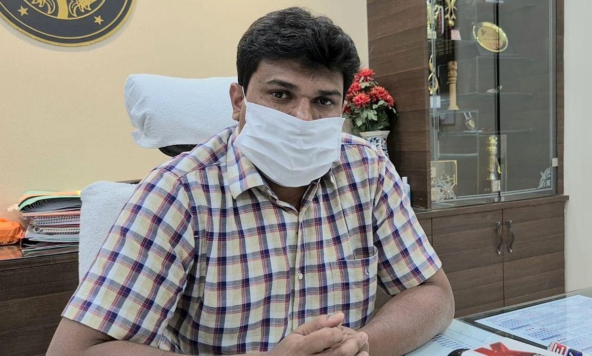 जिले के आठ स्वास्थ्य केन्द्रों पर लगाए गए 40 ऑक्सीजन कन्सेन्ट्रेटर