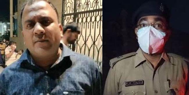 मथुरा : दवा व्यापारी के अपहरण प्रयास, लूटकांड में पुलिस ने लगाई चार टीमें