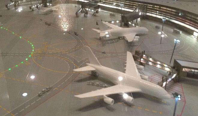 तूफान की चेतावनी के कारण मुंबई हवाई अड्डा सुबह 11 बजे से दो बजे तक बंद रहेगा