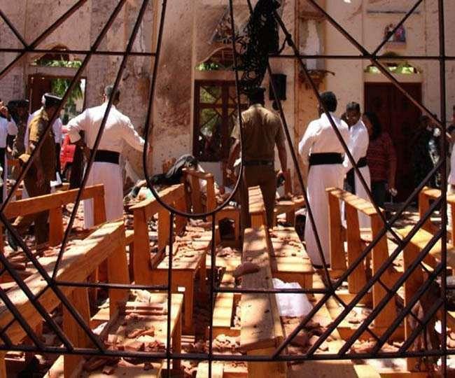 आतंकी हमलों में श्रीलंका के दो शीर्ष पूर्व अफसरों पर शिकंजा