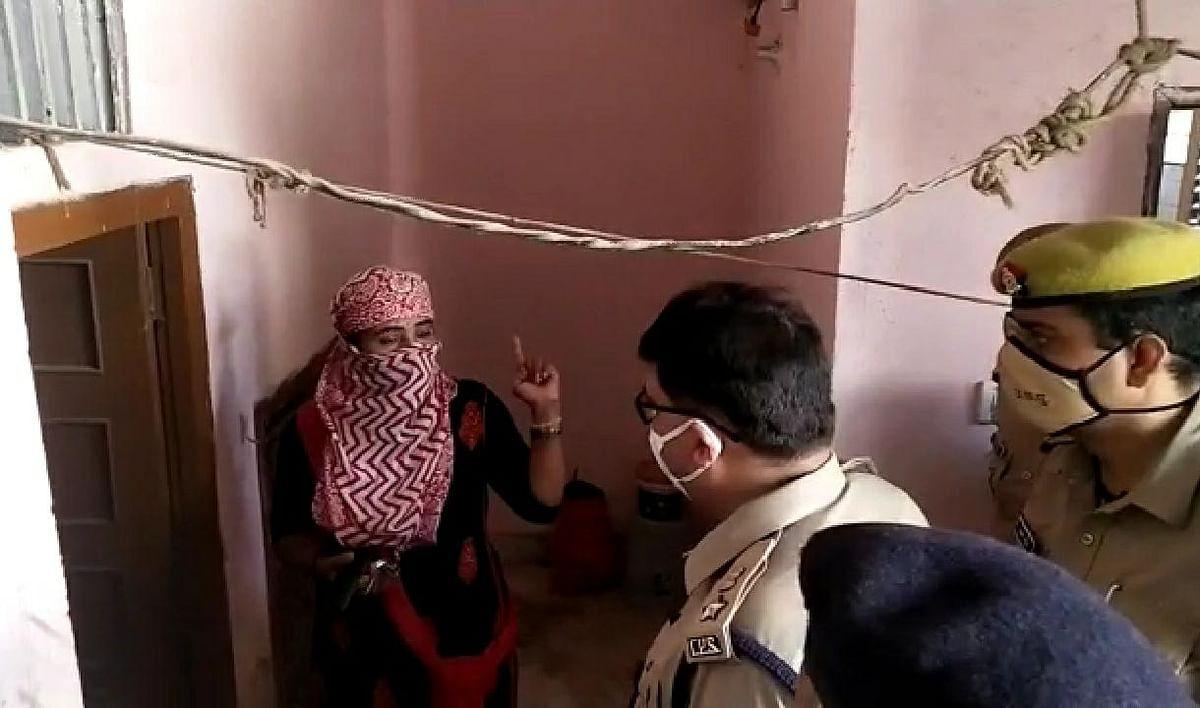 महिला सिपाही के साथ मकान मालिक के बेटे ने किया दुष्कर्म, पुलिस तलाश में जुटी