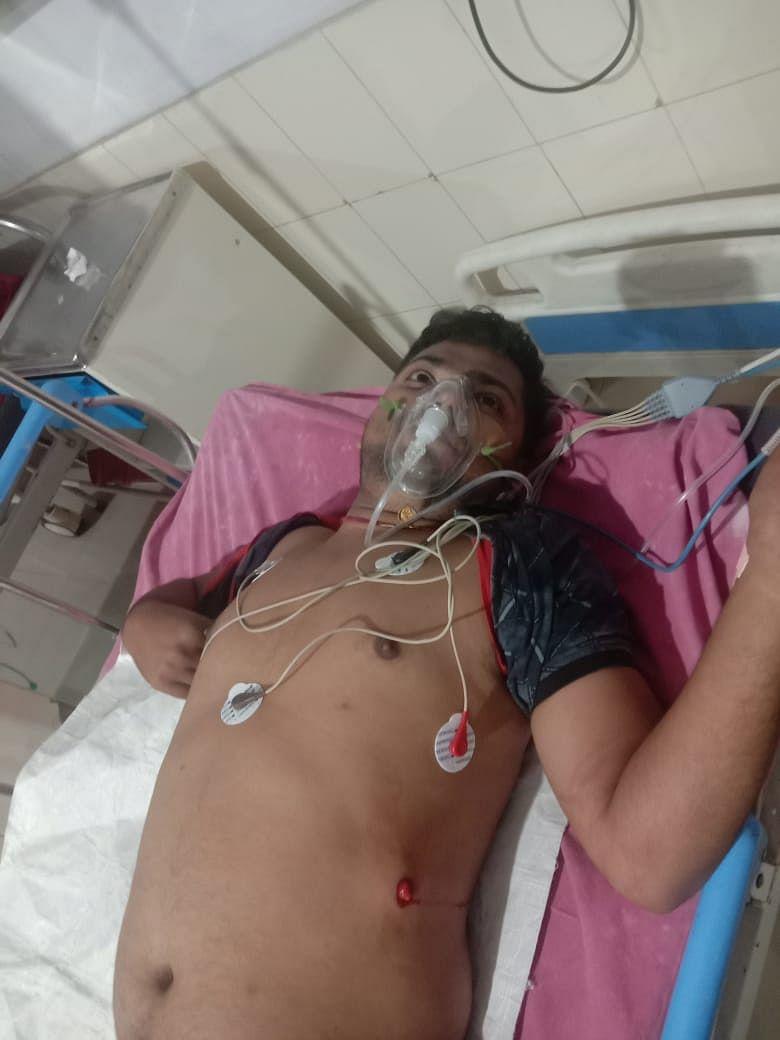 मुजफ्फरपुर में चौकीदार के भाई पर ताबड़तोड़ फायरिंग, हालत गम्भीर