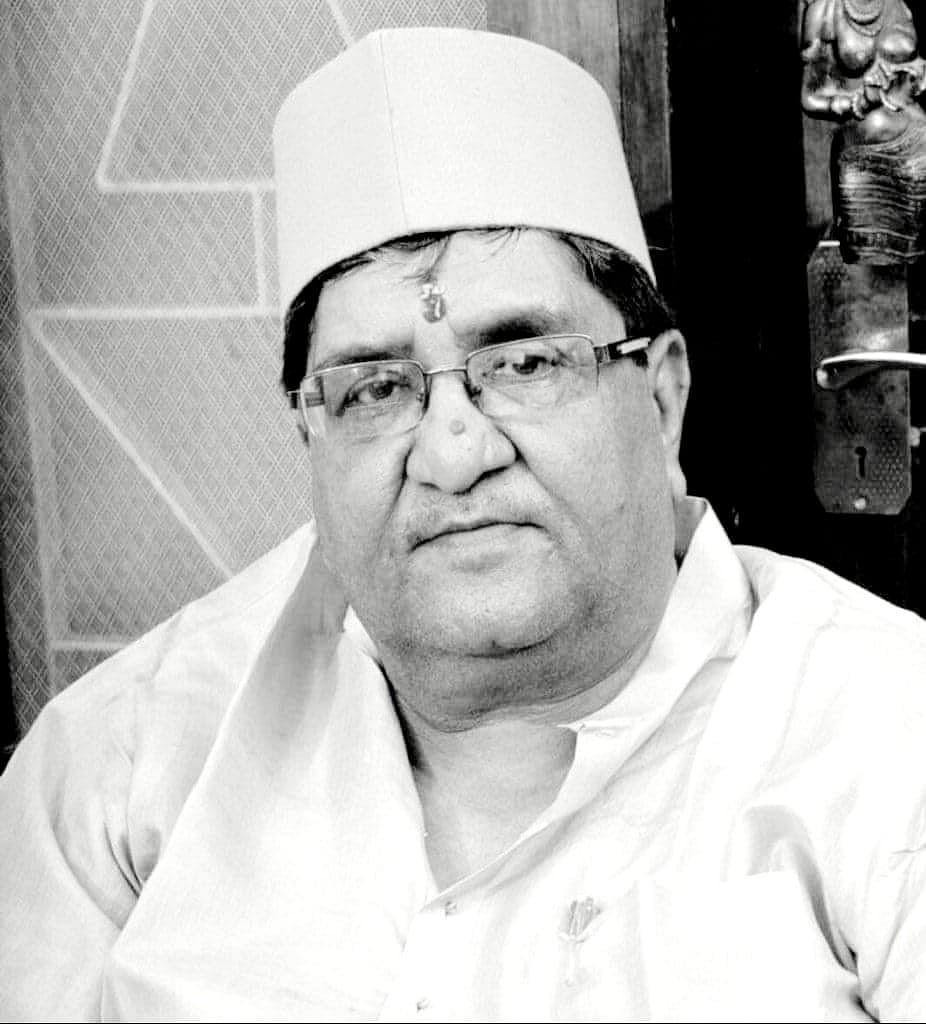 विहिप झारखंड प्रांत के ट्रस्टी के निधन पर शोक व्याप्त