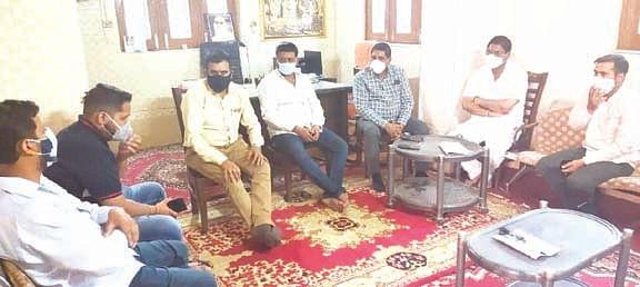 प्रदेश सरकार से मिले 150 करोड़ का हिसाब दे मेयरः सुनील अग्रवाल