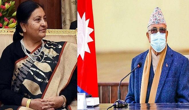 विपक्षियों-के-सरकार-बनाने-के-दावे-को-ओली-और-राष्ट्रपति-ने-मिलकर-दिया-झटका-जानिए-आखिर-क्यों-पैदा-हुआ-नेपाल-में-संकट