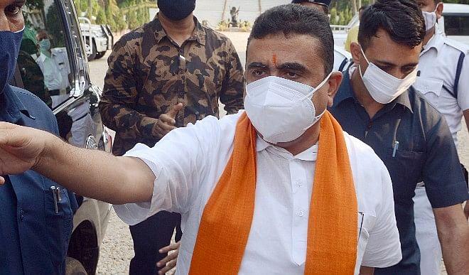 पश्चिम बंगाल में मची उथल-पुथल को लेकर शुभेन्दु अधिकारी ने पीएम नरेंद्र मोदी से की मुलाकात