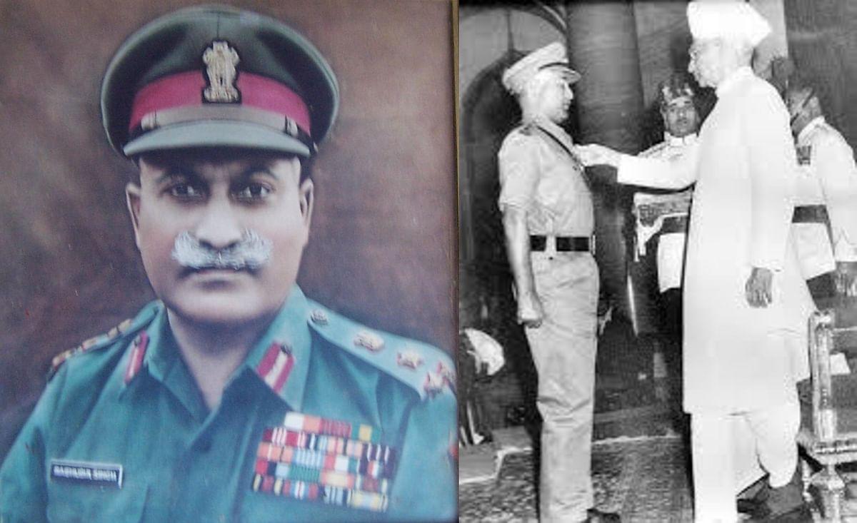 1965 के भारत-पाक युद्ध में दुश्मन सेना के 22 पैटन टैंक उड़ाने वाले ब्रिगेडियर रघुबीर सिंह का निधन