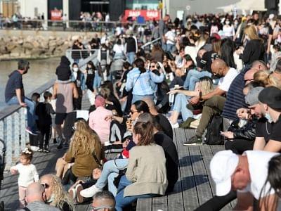 इजराइल में लगभग 10 गुना बढ़ गया है विदेशी पर्यटकों का आना