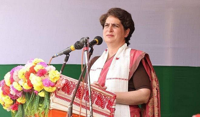 सरकार ने पेट्रोल-डीजल पर 2.74 लाख करोड़ रुपये के कर वसूले, जनता को कुछ नहीं मिला: प्रियंका