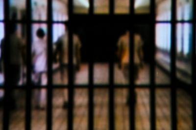 यूपी जेल परिसर में मिला लापता घायल कैदी