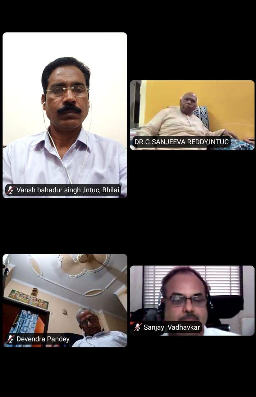 भिलाईनगर : एनजेसीएस यूनियन 30 जून को करेंगे हड़ताल, सेल प्रबंधन के अड़ियल रवैया के खिलाफ लिया निर्णय