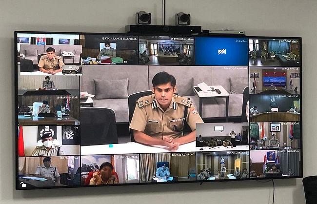 (अपडेट)  उत्तराखंड के डीजीपी की फेक फेसबुक आईडी की जांच के लिए छह टीमें गठित