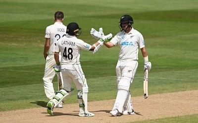 बर्मिघम टेस्ट : न्यूजीलैंड ने इंग्लैंड में 22 साल बाद जीती टेस्ट सीरीज (लीड-2)