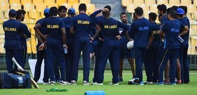 38 श्रीलंकाई क्रिकेटरों ने टूर कांट्रैक्ट पर साइन करने से मना किया