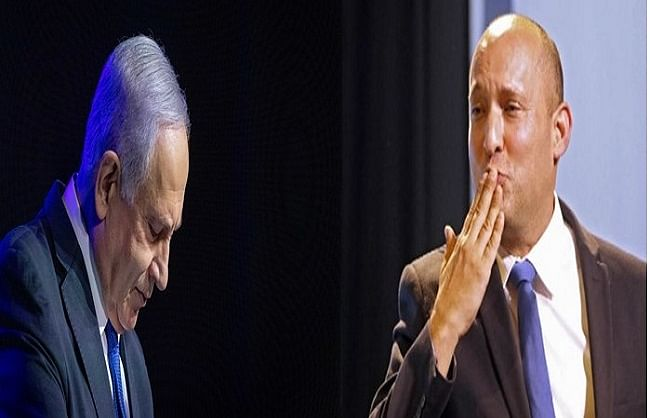 इजराइलः नेतन्याहू राज ख़त्म, नाफ्ताली बेनेट नये प्रधानमंत्री बने