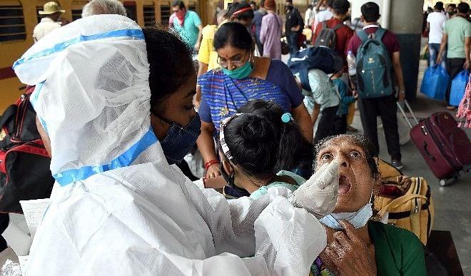 ओडिशा में कोरोना वायरस संक्रमण से 45 की मौत, 5,896 नये मामले