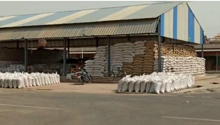 गेहूं खरीद बंद होने के बाद भी किसानों का 93 लाख बकाया