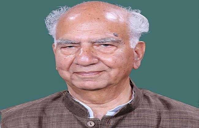 हिप्र : पूर्व सीएम शान्ता कुमार ने डलहौजी का नाम बदलने के लिए राज्यपाल और मुख्यमंत्री को लिखा पत्र