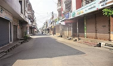 मेरठ: 'कोरोना कर्फ्यू' हटवाने को लामबंद हुए व्यापारी संगठन