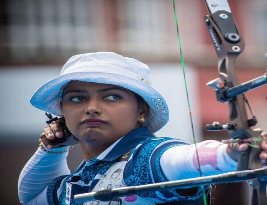 विश्व कप में तीन स्वर्ण जीतकर दुनिया की नंबर एक तीरंदाज बनीं दीपिका कुमारी
