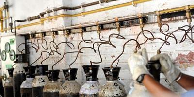 दिल्ली के 9 अस्पतालों में 22 नए पीएसए ऑक्सीजन प्लांट