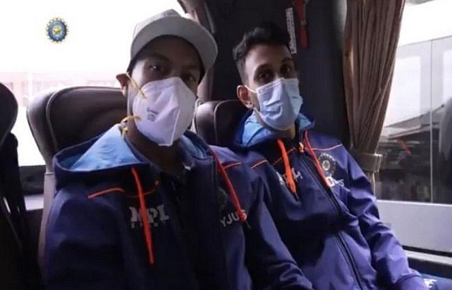 साउथम्पटन में तीन दिन के हार्ड क्वारंटाइन में भारतीय टीम, एक-दूसरे से मिलने की भी है मनाही