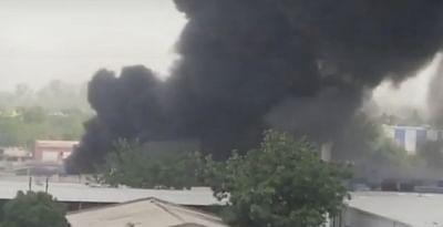 कैमिकल कंपनी में लगी भीषण आग, दमकल की 15 गाड़ियों ने पाया काबू