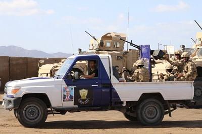 सऊदी नेतृत्व वाले गठबंधन ने यमन में हाल के सैन्य अभियानों से इनकार किया