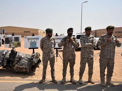 सऊदी नेतृत्व वाले गठबंधन ने यमन में बम से लदे 7 ड्रोन को निष्क्रिय किया