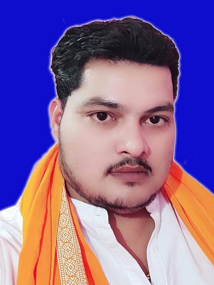 भोजपुर में अनुराग सिंह राठौर  फ्रेंड्स ऑफ आनंद के जिलाध्यक्ष मनोनीत