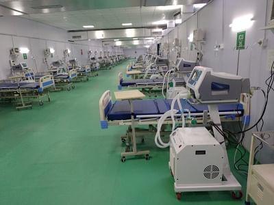 श्रीनगर में डीआरडीओ का 500 बिस्तरों वाला कोविड अस्पताल शुरू