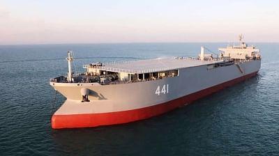 2 ईरानी युद्धपोत ने पहली बार अटलांटिक महासागर में किया प्रवेश