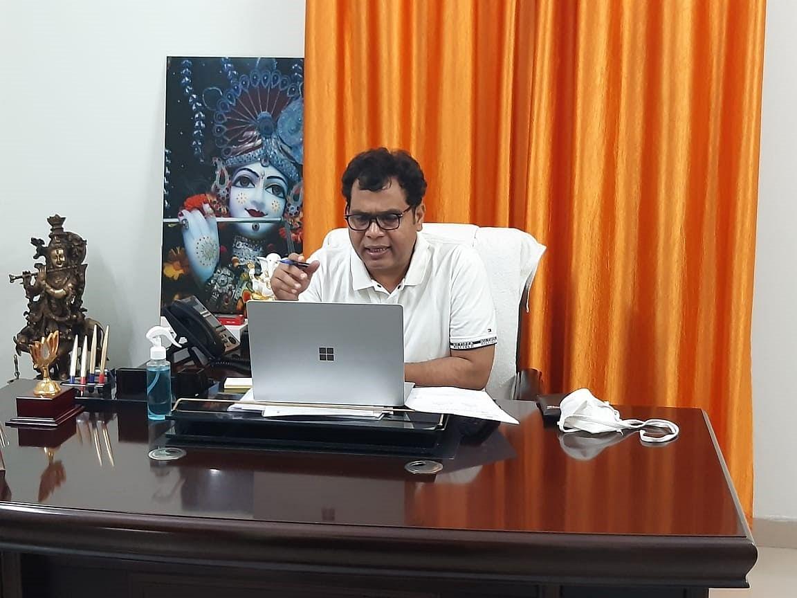 रियलिटी चेक करें एमडी, सुधारें खामियां : श्रीकान्त शर्मा