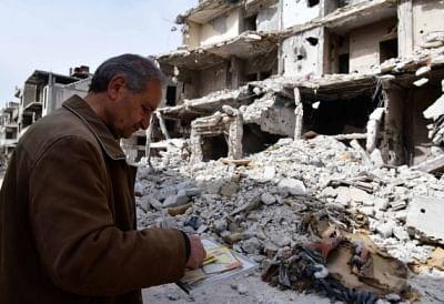 सीरिया की गंभीर आर्थिक स्थिति पर संयुक्त राष्ट्र की शीर्ष आधिकारिक रिपोर्ट सामने आई