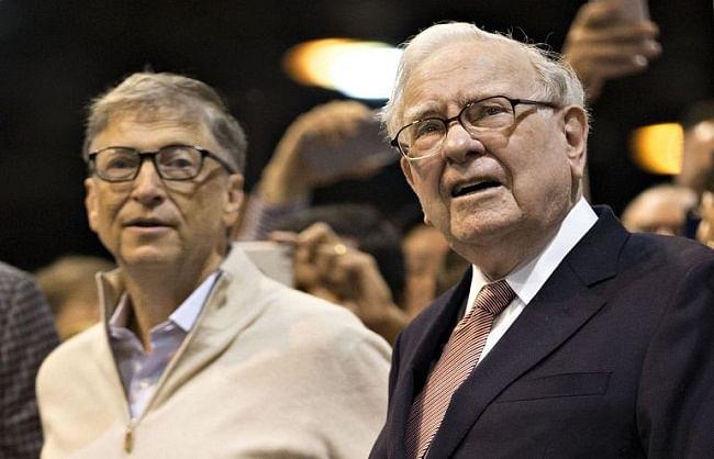 वॉरेन बफे ने गेट्स फाउंडेशन से दिया इस्तीफा, 4.1 अरब डॉलर किया दान