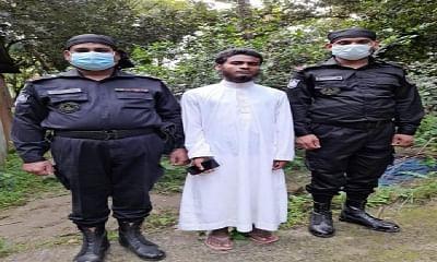 बांग्लादेश में अंसार अल इस्लाम का आतंकवादी गिरफ्तार