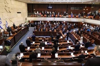 नई सरकार को मंजूरी देने के लिए 14 जून तक इजरायली संसद में होगी वोटिंग