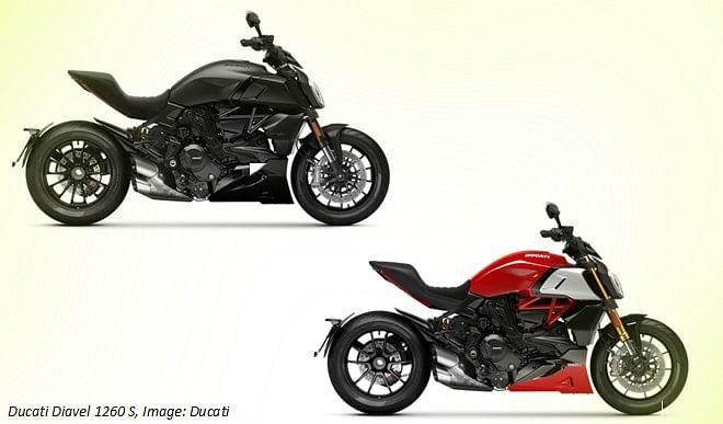 Ducati भारत में ला रही है नई मोटरसाइकल- डायवेल 1260, जानिये कीमत और विशेषताएँ