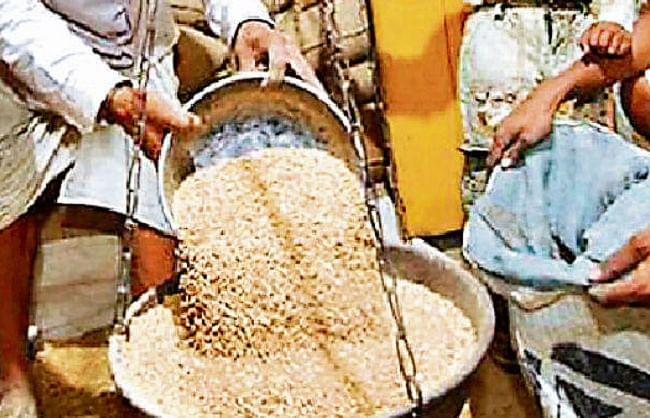प्रधानमंत्री गरीब कल्याण अन्न योजना 2.0 के तहत दिवाली तक 5 किलो मुफ्त राशन