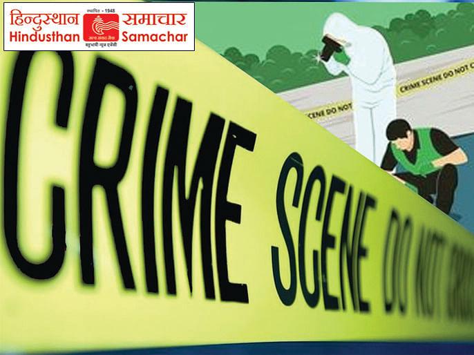 आगरा: जूता कारोबारी की हत्या कर शव घर के पीछे फेंका