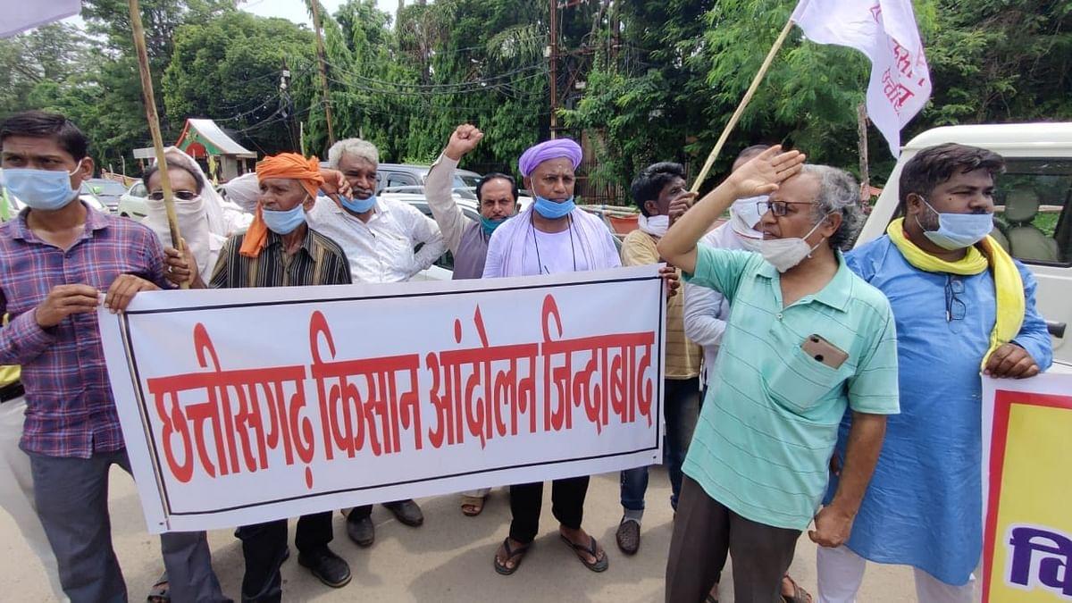 कोरोना संकट में राहत देने की मांग, पूरे प्रदेश में मजदूर-किसान और वामपंथी पार्टियां आंदोलित
