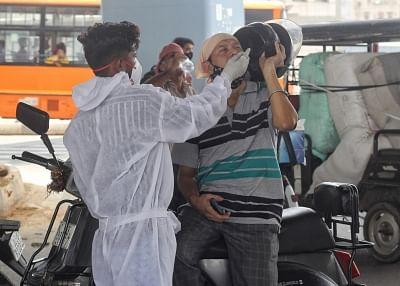 भारत में धीमी पड़ी कोरोना की रफ्तार, 29 मार्च के बाद सबसे कम नए मामले सामने आए