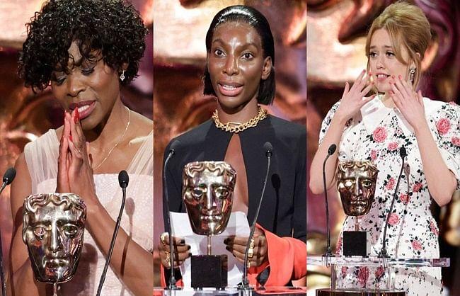 बाफ्टा टीवी पुरस्कार  में रही 'आई एम डिस्ट्रॉय यू' की  धूम