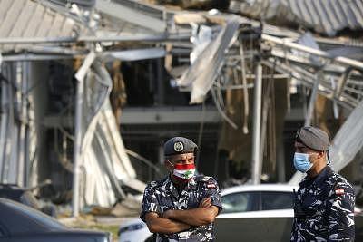 बेरूत विस्फोटों से नष्ट हुए 100 स्कूलों के पुनर्वास में मदद करेगा यूनेस्को