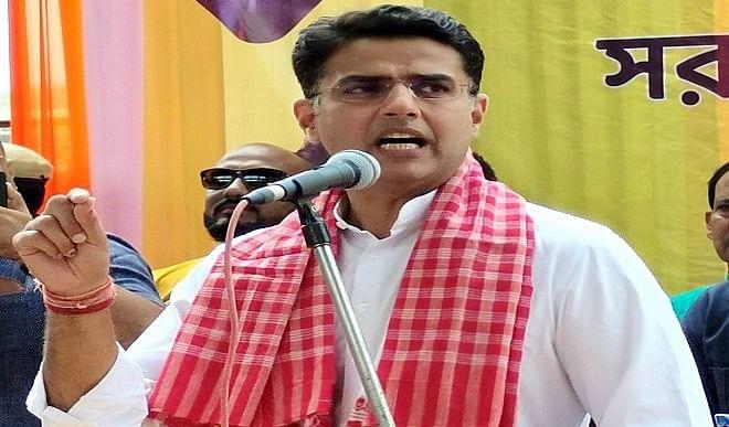 सचिन पायलट फिर नाराज, राजस्थान की राजनीति में फिर तेज हुई सरगर्मी