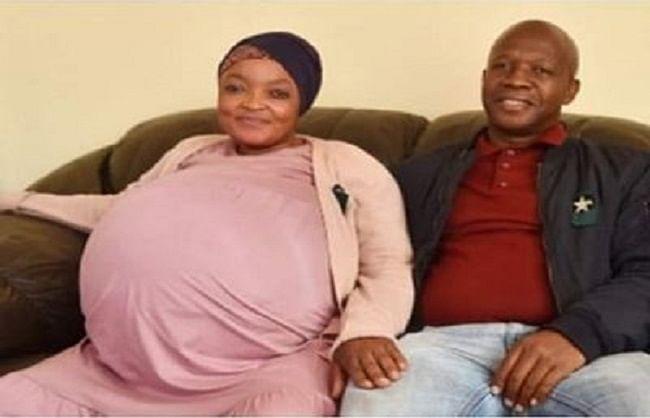 दक्षिण अफ्रीका में महिला ने एक साथ 10 बच्चों को दिया जन्म, बन सकता है विश्व रिकॉर्ड