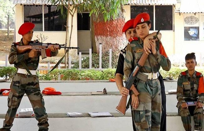 भारत ने नेपाली महिलाओं के लिए सेना की पुलिस में भर्ती निकाली