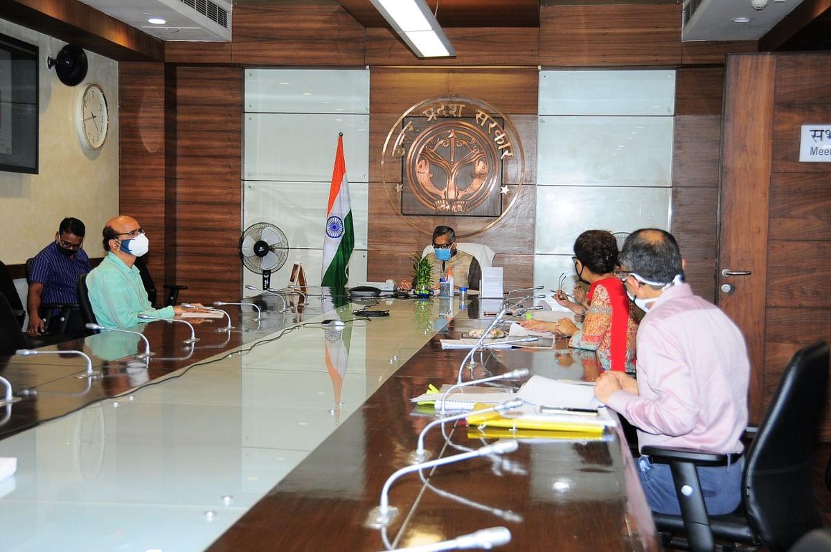 उप्र में आंगनवाड़ी केन्द्रों के लिए 6688 करोड़ रुपये प्रस्तावित